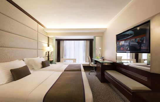 Double room (superior) Regal Kowloon