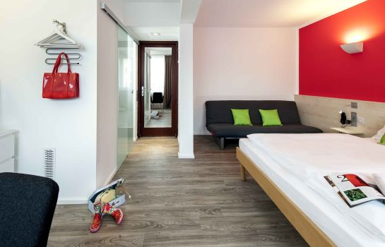 Standardzimmer ibis Styles Koeln City