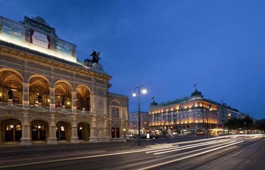 Vista exterior Vienna  a Luxury Collection Hotel Hotel Bristol