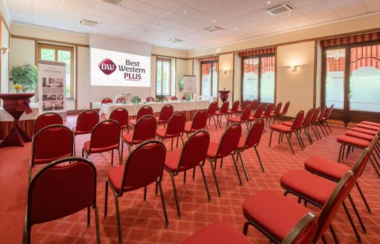 Conference room Best Western Plus Hotel Mirabeau