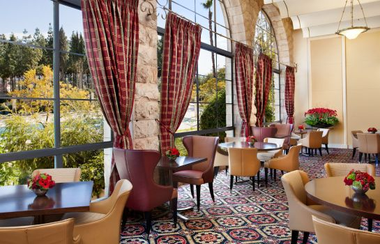 Restaurant The King David Jerusalem