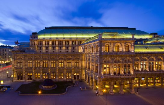 Entorno Vienna  a Luxury Collection Hotel Hotel Bristol