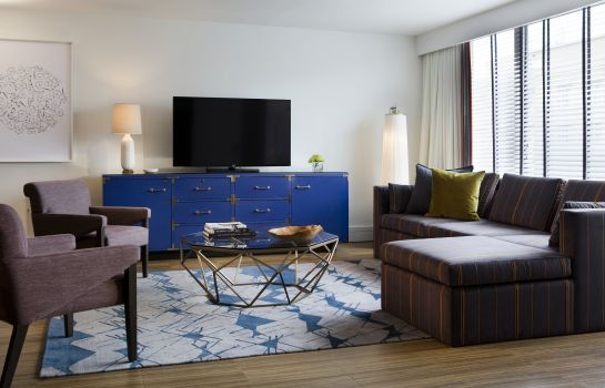 Suite Kimpton HOTEL PALOMAR WASHINGTON DC