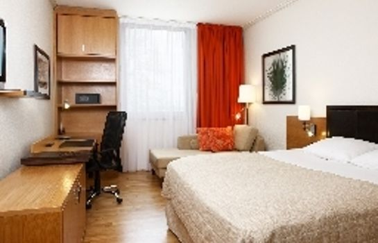 Chambre individuelle (standard) NH Luxembourg