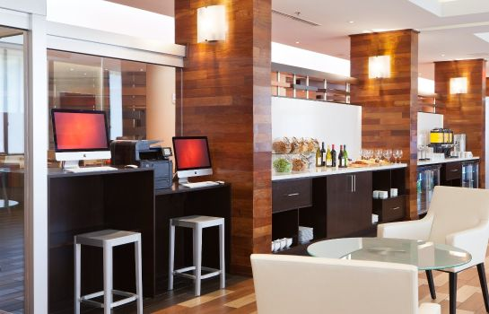 Hotel bar Miami Airport Marriott