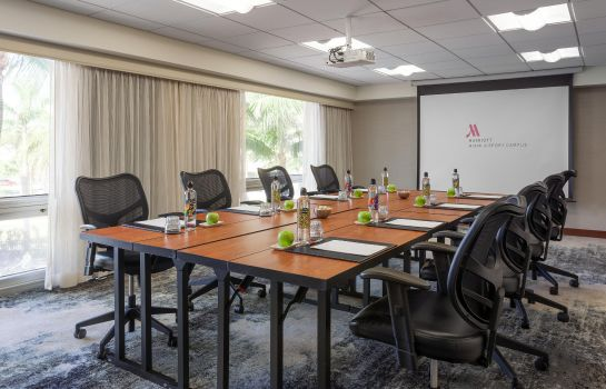 Conference room Miami Airport Marriott