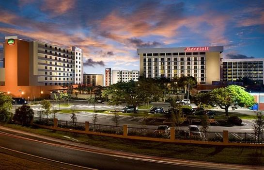 Informacja Miami Airport Marriott