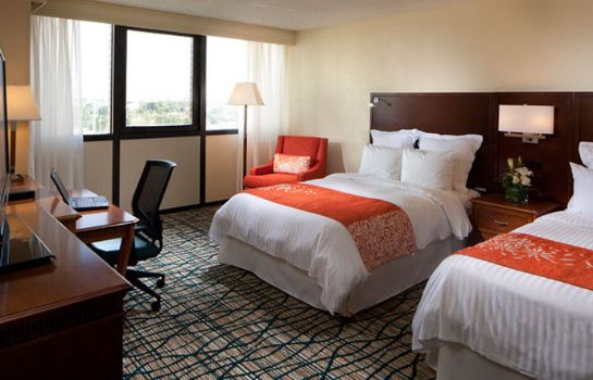 Chambre Miami Airport Marriott