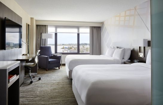 Room San Francisco Airport Marriott Waterfront