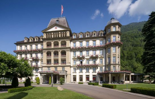 Vista exterior Lindner Grand Hotel Beau Rivage