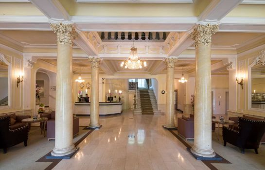 Hotelhal Lindner Grand Hotel Beau Rivage