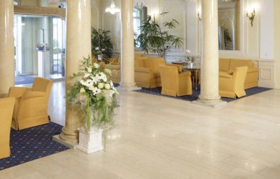 Hotelhalle Lindner Grand Hotel Beau Rivage