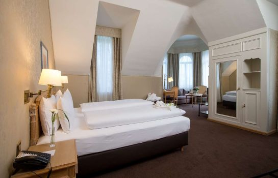 Suite Lindner Grand Hotel Beau Rivage