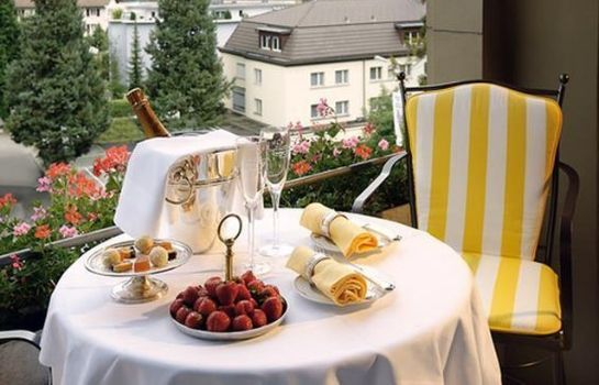 Zimmer Lindner Grand Hotel Beau Rivage
