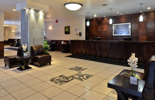 Hall Sandman Hotel Lethbridge