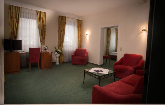 Junior suite Kloster Hirsau