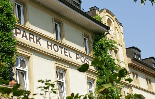 Park Hotel Post Am Colombipark In Freiburg Im Breisgau Hotel De