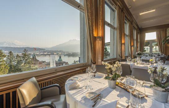 Art Deco Hotel Montana in Luzern – HOTEL DE