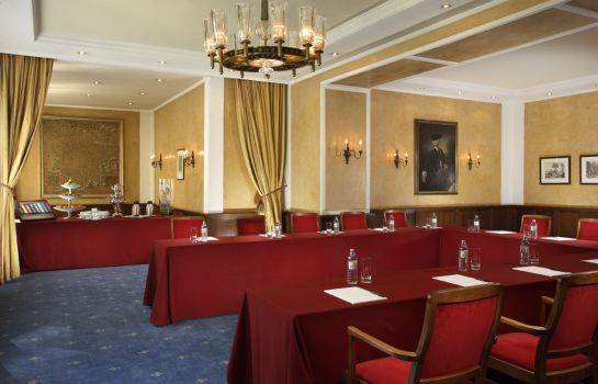 Conference room Grand Hotel Europa