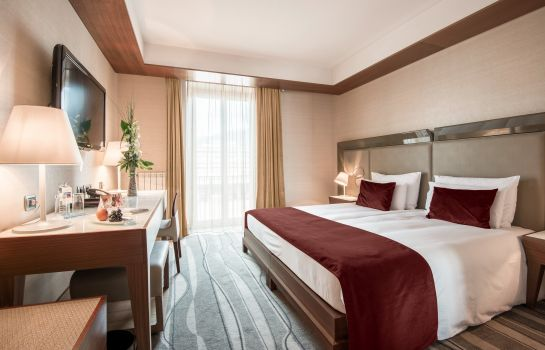 Double room (standard) Grand Hotel Europa