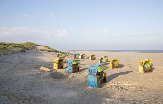 Strand Freese Nordsee-Hotel