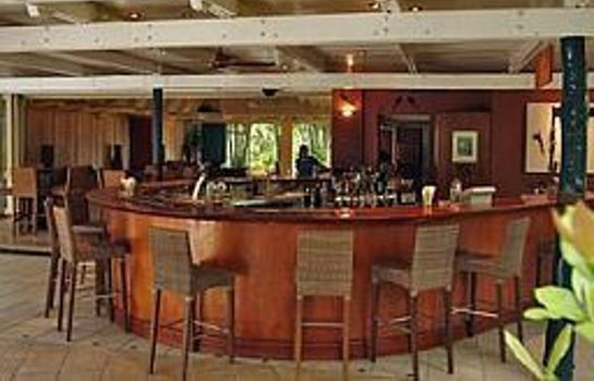 Bar del hotel Tanoa International Hotel