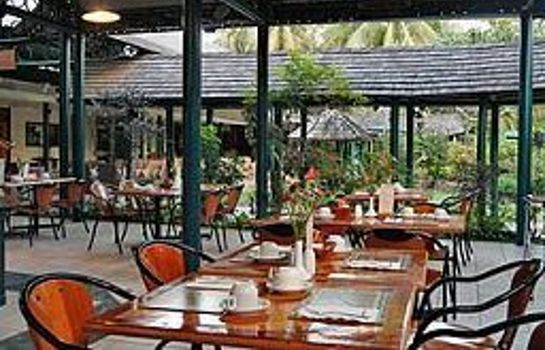 Restaurante Tanoa International Hotel