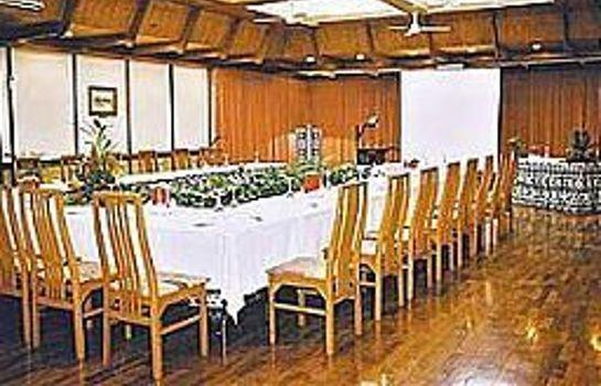 Sala de reuniones Tanoa International Hotel