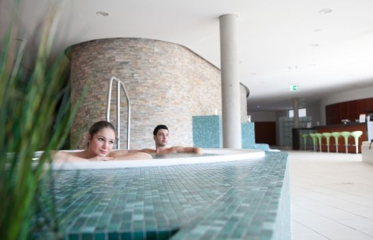 Hidromasaje An der Therme Bad Orb