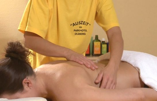 Massageraum Parkhotel