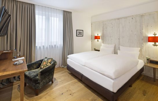 Chambre double (standard) Eden Hotel Wolff