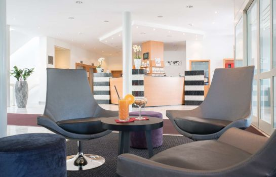 Lobby Best Western Plus Fellbach