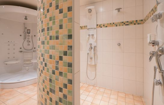 Steam bath Best Western Plus Fellbach