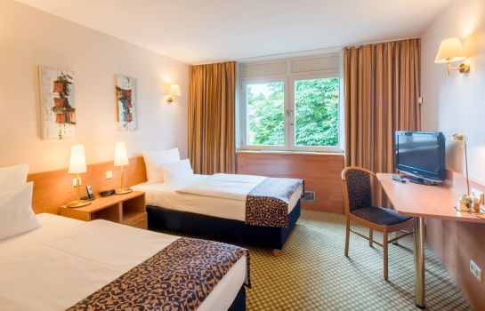 Double room (standard) Best Western Plus Fellbach