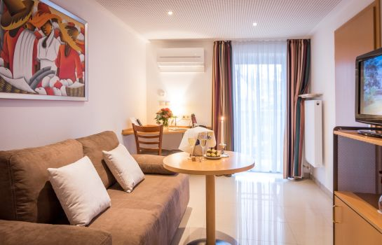 Junior Suite Heusser Gartenhotel