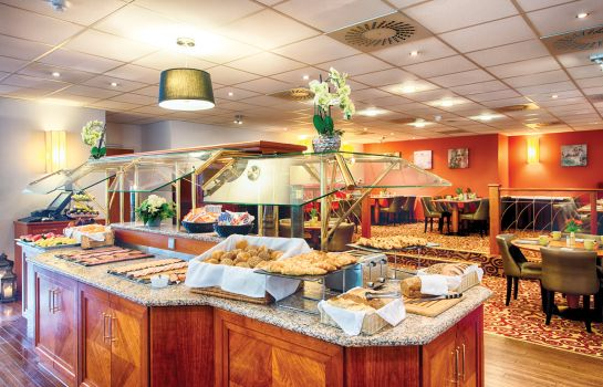 Breakfast buffet Leonardo City Nord