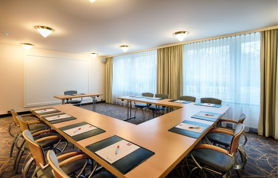 Conference room Leonardo Hotel Hamburg City North