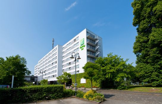 Außenansicht Holiday Inn FRANKFURT AIRPORT - NORTH