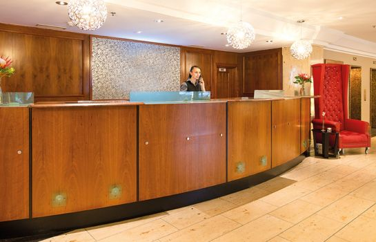 Hotelhalle Holiday Inn FRANKFURT AIRPORT - NORTH
