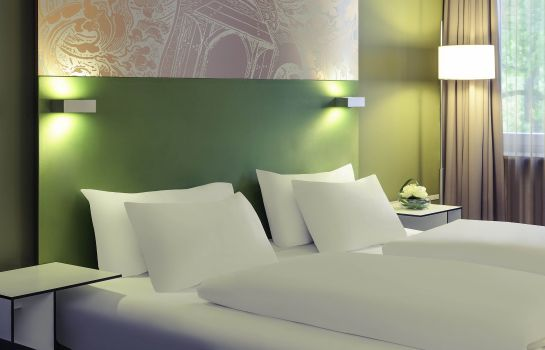 Standardzimmer Congress Hotel Mercure Nuernberg an der Messe