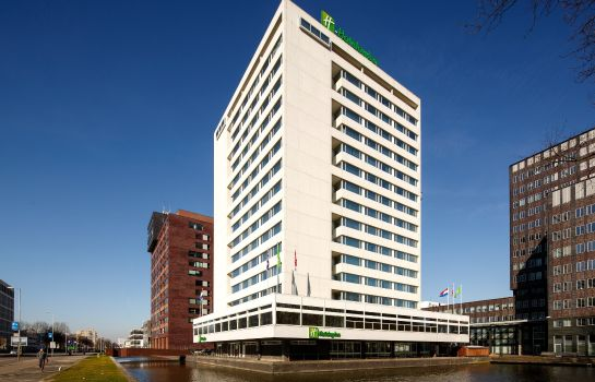 Vista esterna Holiday Inn AMSTERDAM