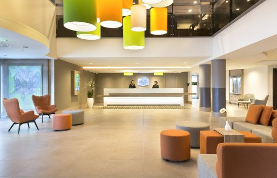 Hall Holiday Inn AMSTERDAM