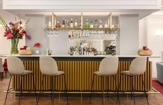 Hotel bar NH Collection Amsterdam Doelen