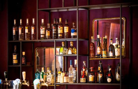 Hotelbar NH Collection Amsterdam Doelen