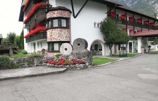 Exterior view Obermühle 4*S Boutique Resort