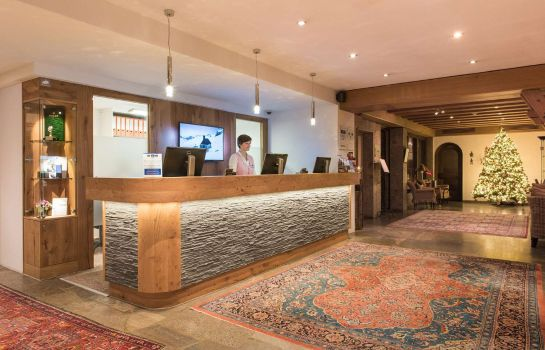 Lobby Obermühle 4*S Boutique Resort
