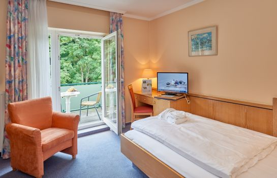 Chambre individuelle (confort) Kallbach Landhotel