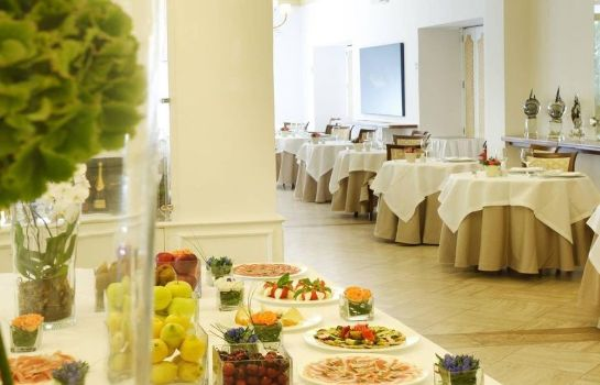 Restauracja Grand hotel Croce di Malta Wellness & Golf