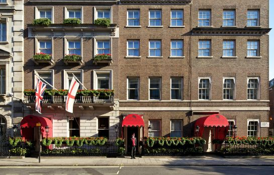 Vue extérieure The Chesterfield Mayfair Red Carnation Hotel