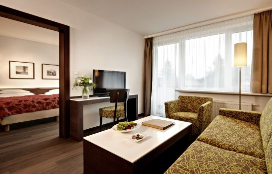 Junior-suite Sporthotel Igls